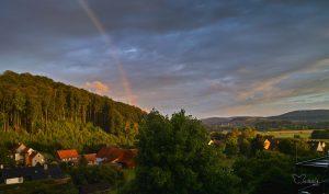 Wetterbilder aus Alfeld